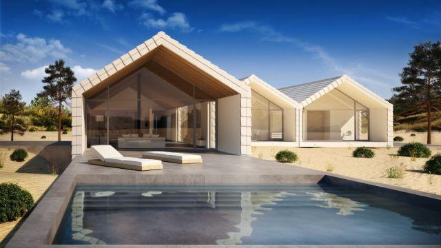 Comporta luxury homes